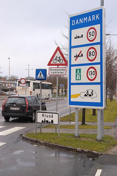 Правительство Дании продлило режим пограничного контроля на границе с Германией
