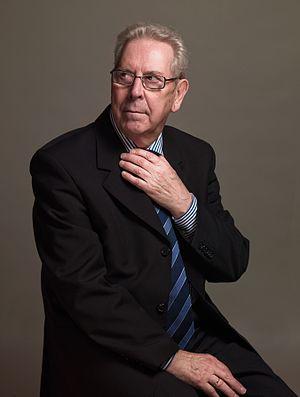 Gert van den Berg (politician) - Gert van den Berg in 2011