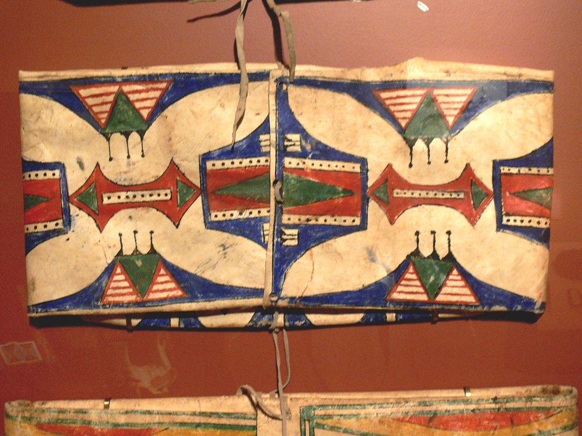 plains hide painting wikipedia
