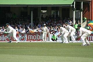 Slip (cricket) Fielding position in cricket