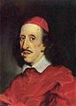Giovan Battista Gaulli - portrait of Cardinal Leopoldo de' Medici (Baciccio).jpg