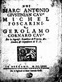 Giustinian, Marc'Antonio – Ordini relativi alle paghe delle genti d'arme, 1674 – BEIC 14476555.jpg