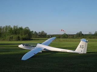 PZL Bielsko SZD-55 competition glider built by PZL Bielsko since 1988