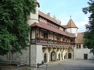 Gochsheim Castle château