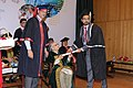 Goher Ali Rizvi receiving his degree.jpg