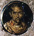 Gold-glass portrait of a man (San Panfilo catacomb) colour.jpg