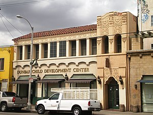 Golden State Mutual Life Insurance Building (1928) - Golden State Mutual Life Insurance Building, 2008