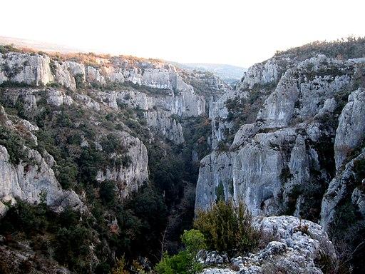 Gorges d'Oppedette 2
