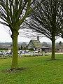 Gornal Wood Crematorium, near Dudley - geograph.org.uk - 1168821.jpg