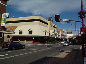 Gosford - Gosford City Centre in Manns Street
