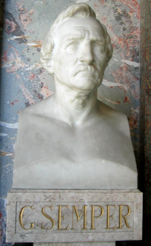 Gottfried Semper Wien