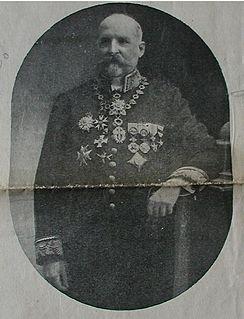 Félix Fuchs Belgian colonial administrator