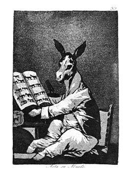 Goya - Caprichos (39)