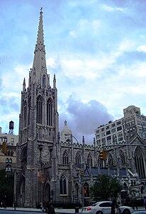 Grace Church (Manhattan) - Wikipedia
