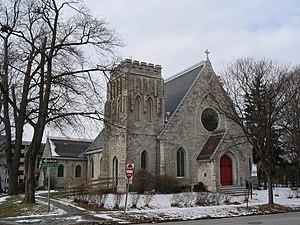 Grace Episcopal Church (Syracuse, New York) - Image: Grace Episcopal Church (Syracuse, New York)