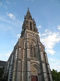 Grandchamp-des-Fontaines église clocher.jpg