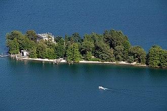 Brissago Islands - Image: Grandeisolabrissago