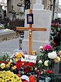 Grave of Wioletta Willas - 02.jpg