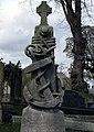 Gravestone, Holy Trinity Drumbo, Ballylesson - geograph.org.uk - 756923.jpg
