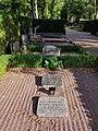 Gravvård sten lindroth uppsala gamla kyrkogård.jpg