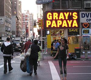 Gray S Papaya Veggie Dog