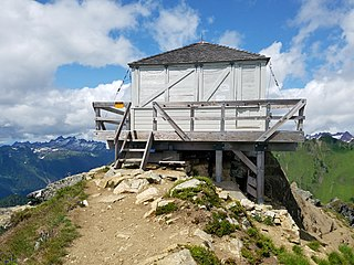 Green Mountain Lookout United States historic place