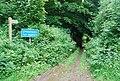 Green lane, Allers near Chillington - geograph.org.uk - 825970.jpg