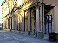 Greenock Town Hall colonnade - geograph.org.uk - 2234795.jpg