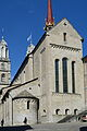 Grossmünster - Zwölfbotenkapelle - Kirchgasse 2013-09-07 12-18-09.JPG