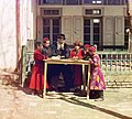 Group of Jewish children with a teacher. Samarkand -04400-04442v.jpg