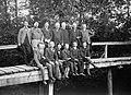 Group photo 1902, Budapest. Fortepan 32059.jpg