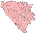 Grude Municipality Location.png