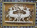 Gruppo del trionfo di bacco, età giulio claudia con altri cammei di età imperiale e montature di l. valadier del 1780, da louvre, 02.JPG