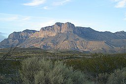 Guadalupe Mountains and El Capitan 2006