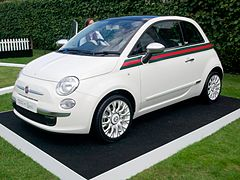 823725d70d59c Fiat 500 by Gucci - Wikidata