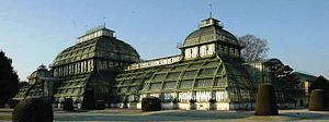 The Timekeeper - Palm Pavilion in Schönbrunn Palace, where Nine-Eye meets Jules Verne