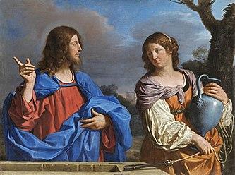 Guercino Christ et la samaritaine.jpg