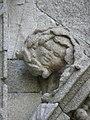 Guingamp (22) Basilique N.D. Portail occidental 07.JPG