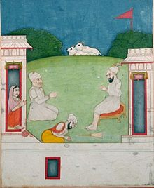 Guru Angad image from 1770