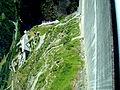 Hérémence, Grande-Dixence, vue plongeante depuis le sommet du mur.jpg