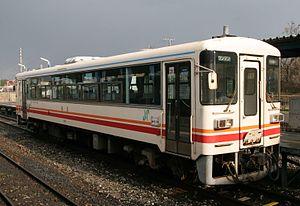 Heisei Chikuhō Railway - Image: HCR DMU 106