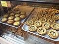 HK 中環 Central 干諾道中 Connaught Road August 2018 SSG Maris's Cake shop bakery tarts.jpg