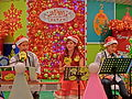 HK 觀塘 Kwun Tong 創紀之城五期 APM mall Xmas stage singers Dec-2013 001.JPG