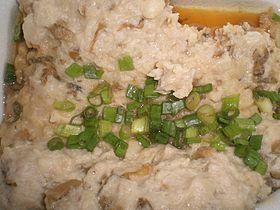 Pork Cake Chinese Recipe