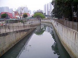 Ha Tsuen - Ha Tsuen Nullah