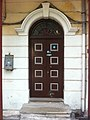 HK Mid-levels 摩羅廟 Mosque Temple nearby residential house door Jan-2011.jpg