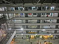 HK Sheung Wan PMQ mall facade Hollywood Road night May-2014 005.JPG