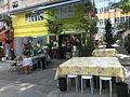 HK Sheung Wan Tung Street flower outdoor workshop Oct-2013.JPG