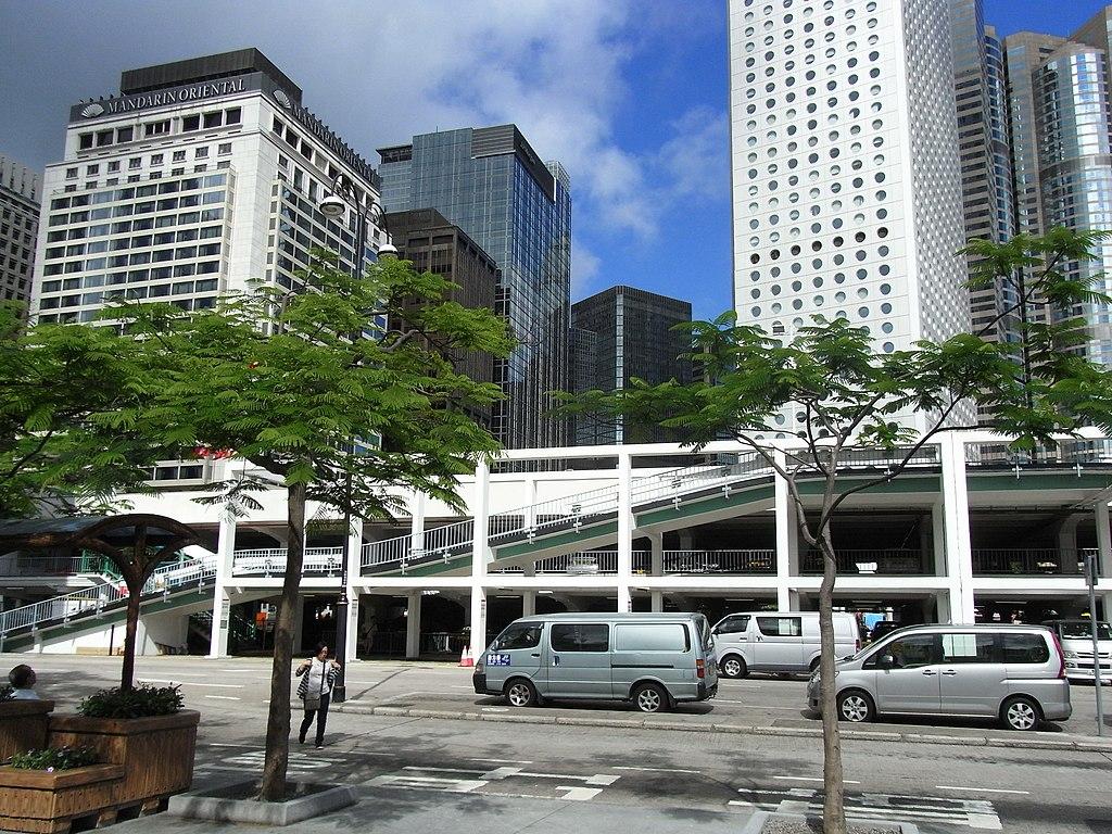 Car parking at star city casino