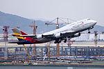 HL7428 - Asiana Airlines - Boeing 747-48E - ICN (17343020005).jpg